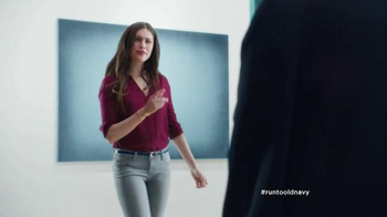 Old Navy Jeans TV Spot, 'Art is Dead. Jeans are Alive.' Feat. Amy Poehler - Thumbnail 2