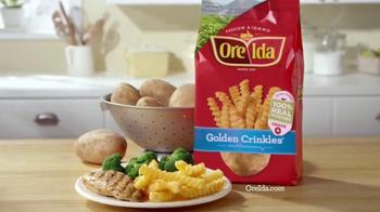 Ore Ida Golden Crinkles TV Spot, 'Justice for Potatoes League' - Thumbnail 8