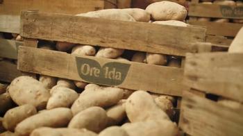 Ore Ida Golden Crinkles TV Spot, 'Justice for Potatoes League' - Thumbnail 6