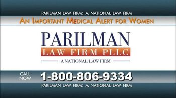 Parilman & Associates TV Spot, 'Depakote'