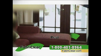 FabriClear TV Spot, 'A Pest-Free Home' - Thumbnail 4