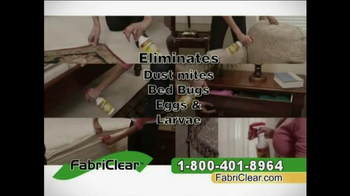 FabriClear TV Spot, 'A Pest-Free Home' - Thumbnail 6