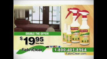 FabriClear TV Spot, 'A Pest-Free Home'