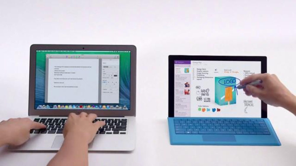Microsoft Surface Pro 3 TV Commercial, 'Power'