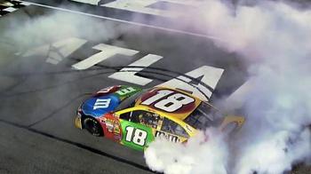 NASCAR Atlanta Motor Speedway TV Spot, '2014 Labor Day Weekend'