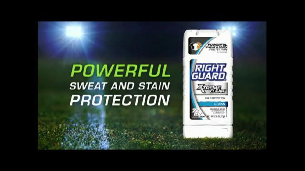 Right Guard TV Commercial, 'Always Be Fresh'
