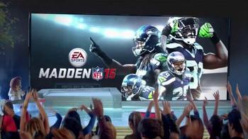 Madden NFL 15 TV Spot, 'Madden Season' Featuring Dave Franco, Kevin Hart - Thumbnail 1