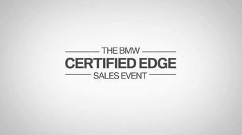 BMW Certified Edge Sales Event TV Spot, 'Baby' - Thumbnail 9