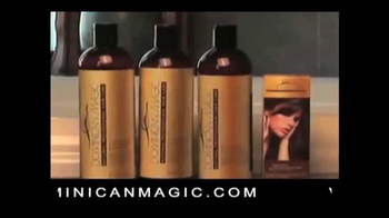 Dominican Magic Natural Professional Hair Care TV Spot - Thumbnail 3