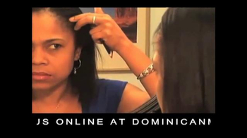 Dominican Magic Natural Professional Hair Care TV Spot
