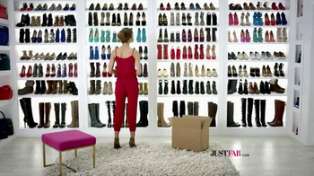 JustFab.com Buy 1 Get 1 Free TV Spot, 'They Aren't Just Shoes' - Thumbnail 1