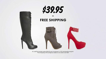 JustFab.com Buy 1 Get 1 Free TV Spot, 'They Aren't Just Shoes' - Thumbnail 9