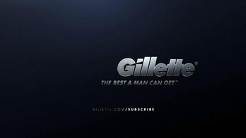 Gillette ProGlide Razor Blade Subscription TV Spot, 'Never Run Out' - Thumbnail 10