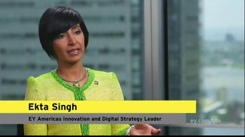 EY TV Spot, 'CFO: Need To Know: Digital'