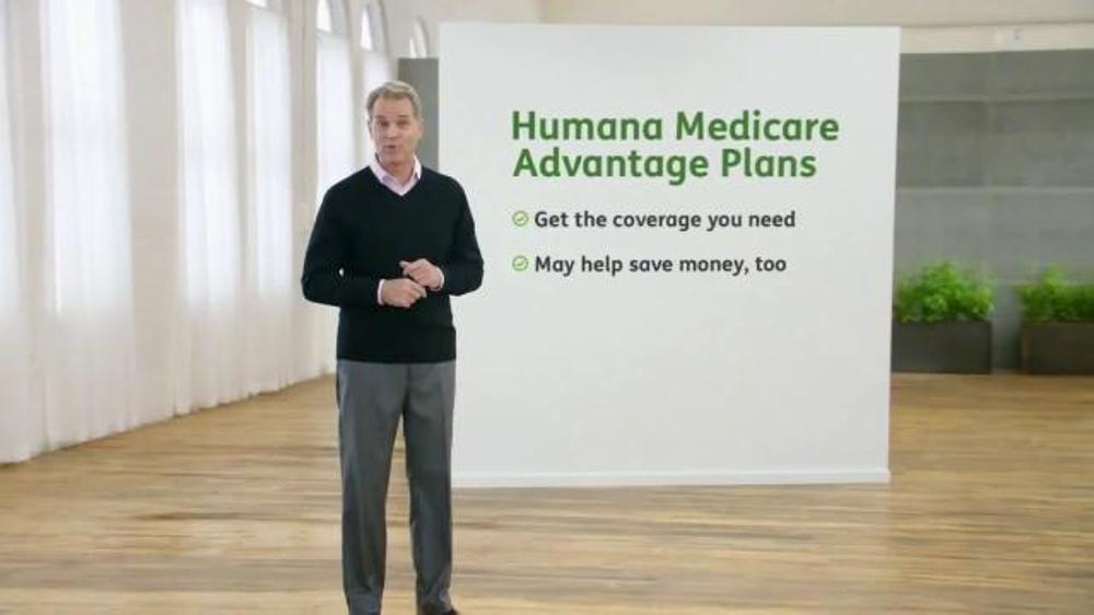Humana Medicare Advantage Plans TV Spot