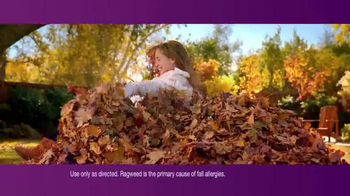 Allegra TV Spot, 'Fall Means Fun' - Thumbnail 4