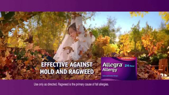 Allegra TV Spot, 'Fall Means Fun' - Thumbnail 5