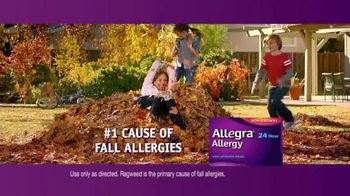 Allegra TV Spot, 'Fall Means Fun' - Thumbnail 6