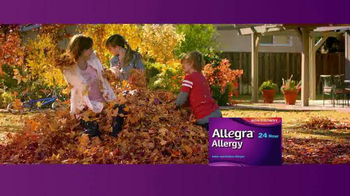 Allegra TV Spot, 'Fall Means Fun' - Thumbnail 7