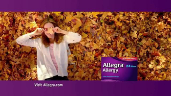 Allegra TV Spot, 'Fall Means Fun' - Thumbnail 9