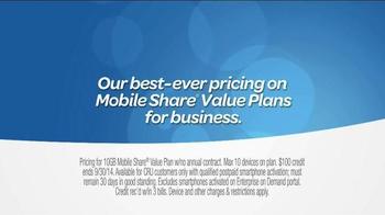 AT&T Business Mobile Plans TV Spot, 'Accountants' - Thumbnail 9
