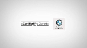 BMW Certified Edge Sales Event TV Spot, 'Decisions' - Thumbnail 8