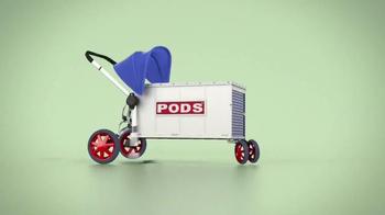 Pods TV Spot, 'Secure Storage Centers' - Thumbnail 6