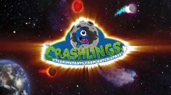 Crashinglings TV Spot, 'Meteor Mutants from Outer Space' - Thumbnail 1