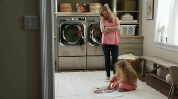 LG Appliances TurboWash TV Spot, 'Mom Confessions: Sarah's Hair' - 492 commercial airings