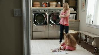 LG Appliances TurboWash TV Spot, 'Mom Confessions: Sarah's Hair' - Thumbnail 2