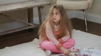 LG Appliances TurboWash TV Spot, 'Mom Confessions: Sarah's Hair' - Thumbnail 5