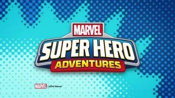 Marvel Super Hero Adventures: Sling Action Spider-Man TV Spot, 'Help Spidey Smash' - Thumbnail 1