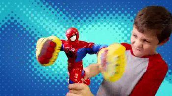 Marvel Super Hero Adventures: Sling Action Spider-Man TV Spot, 'Help Spidey Smash' - Thumbnail 3