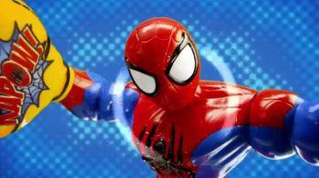 Marvel Super Hero Adventures: Sling Action Spider-Man TV Spot, 'Help Spidey Smash' - Thumbnail 4