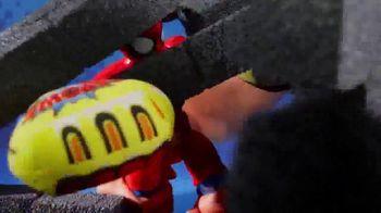 Marvel Super Hero Adventures: Sling Action Spider-Man TV Spot, 'Help Spidey Smash' - Thumbnail 6