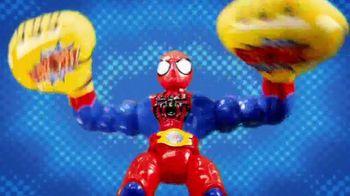 Marvel Super Hero Adventures: Sling Action Spider-Man TV Spot, 'Help Spidey Smash' - Thumbnail 8