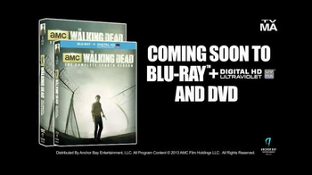 The Walking Dead: Complete Fourth Season Blu-ray, DVD & Digital HD TV Spot - Thumbnail 7