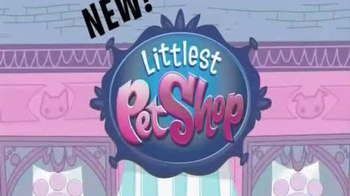 Littlest Pet Shop Pets and Style Sets TV Spot, 'You Can Style Them' - Thumbnail 1