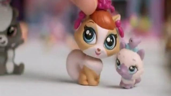 Littlest Pet Shop Style Sets and Pets TV Spot, 'It's up to You'