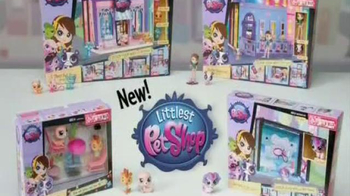 Littlest Pet Shop Style Sets and Pets TV Spot, 'It's up to You' - Thumbnail 9