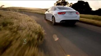 2015 Chrysler 200 Limited TV Spot, 'The Extra Mile' - Thumbnail 6