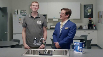 PUR Faucet Water Filter TV Spot, 'Dave Installs a Faucet Filter' - Thumbnail 5