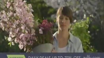 Zulily TV Spot, 'Daily Deal Site' - Thumbnail 1