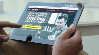 Viagra Home Delivery TV Spot, 'Fill Your Prescription Online' - Thumbnail 3