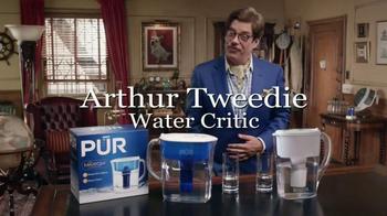 PUR Water TV Spot, 'Home Comparison by Arthur Tweedie' - Thumbnail 2