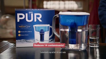 PUR Water TV Spot, 'Home Comparison by Arthur Tweedie' - Thumbnail 3
