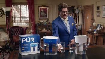 PUR Water TV Spot, 'Home Comparison by Arthur Tweedie' - Thumbnail 4