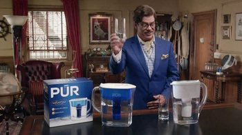 PUR Water TV Spot, 'Home Comparison by Arthur Tweedie' - Thumbnail 5