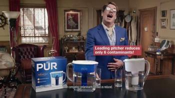 PUR Water TV Spot, 'Home Comparison by Arthur Tweedie' - Thumbnail 6