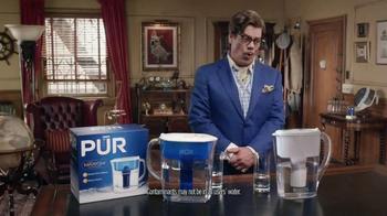 PUR Water TV Spot, 'Home Comparison by Arthur Tweedie' - Thumbnail 7